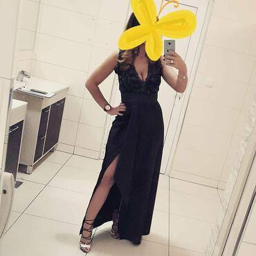 Unikatna svecana haljina,savrsena za mature.SADA NA AKCIJI!!! (Jednom