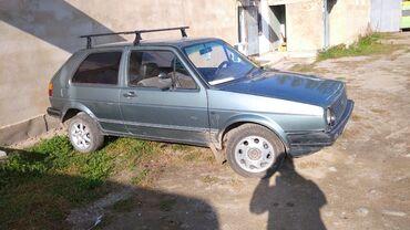 Автомобили - Каракол: Volkswagen Golf 1.6 л. 1986