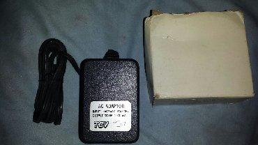 Uşaq maşını üçün adapter 6 və 12 volt yenidi orijinaldi köhnə maldi