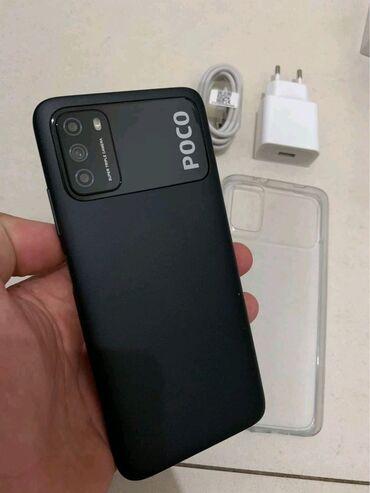 Xiaomi Poco M3 4/64GB - Son 8 ədəd!Qiymət💵💣Qeydiyyatlı və 1 il