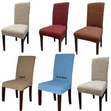 Nameštaj - Vladicin Han: Navlake za stolice bez karnera 6kom 2999 din