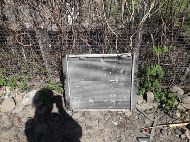 Радиатор мерс124 2.8об в Бишкек
