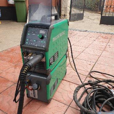 Instrumenti | Crvenka: Aparat Tig za zavarivanje Migatronic 200 DC Vodeno hlađenje monofazni
