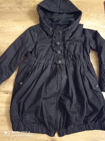Куртка женская, размер м,дэми,корея, плотная джинса,подклад, очень