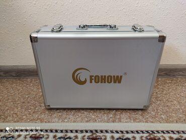 """Биоэлектромассажер """"Fohow"""" в комплекте Работает на клеточной основе Со"""