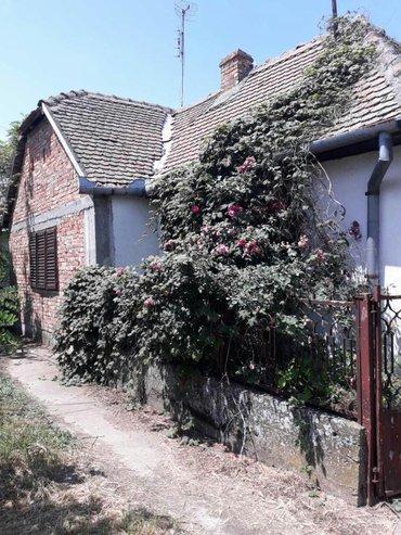 Kuća u Boki opština sečanj. Površina kuće 70m2. Dvorište 493m2.i - Beograd