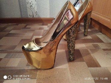 Золото и серебро таких каблуков только у меня естьразмер 36-37