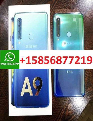 Samsung galaxcy A9 512GB σε Athens