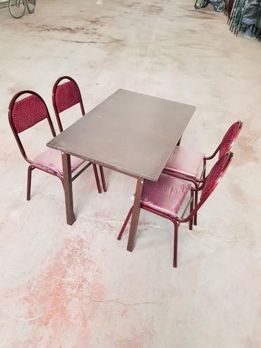 - Azərbaycan: Kafe ucun masa ve oturacaqlar satiliryenidironlayin satisdircatdirilma