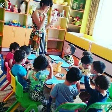 """Детский сад""""Smart baby""""  объявляет набор в Бишкек"""
