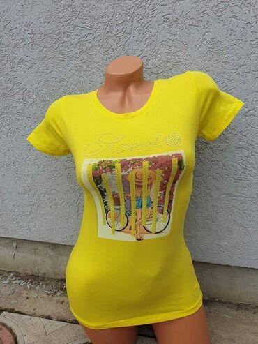 Ženska odeća | Rumenka: Majica kratki rukavDostupna u vise modela i bojaVelicine S, M, L