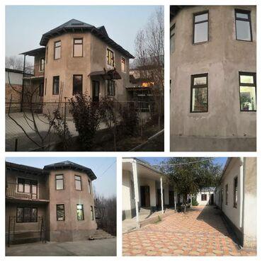 Недвижимость - Кочкор-Ата: 380 кв. м 6 комнат, Утепленный, Евроремонт, Кондиционер