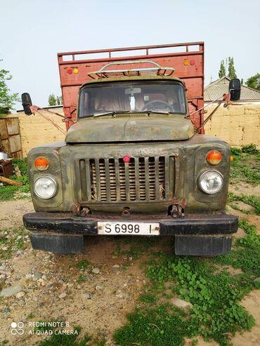 купить газ 53 самосвал бу в Кыргызстан: Продаю газ 53 самасвал состояние хорошее