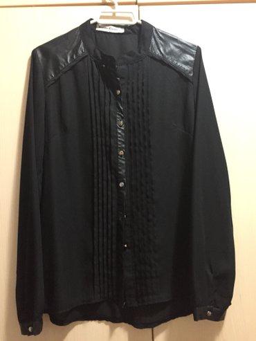 Elegantna zenska bluza - Srbija: Elegantna zenska kosulja,S velicina,kao nova nosena samo za jednu