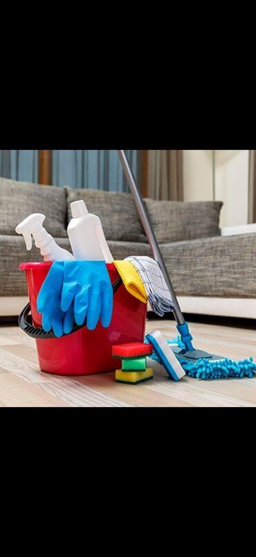 Работа - Мыкан: Услуги по уборке квартир и домов.Уборка после ремонта!Генеральная