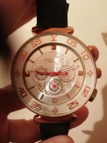 Qol saatları - Dübəndi: Qızılı Kişi Qol saatları Louis Moinet