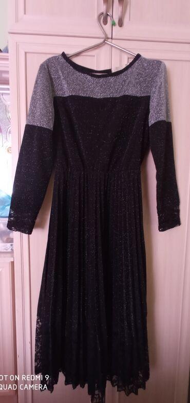 Личные вещи - Кара-Суу: Платье очень красивая.Подойдет для кормящих мамочек и беременным. Сост