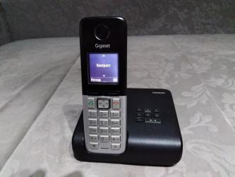 Siemens-cl75 - Srbija: Siemens bezicni fiksni telefon . Potpuno ispravan i funkcionalan sa