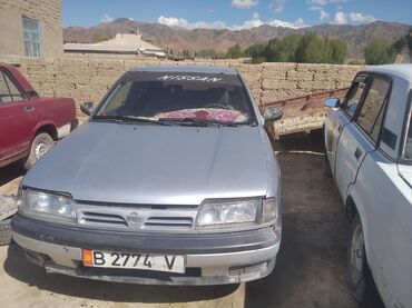 Nissan Primera 2 л. 1990 | 0 км