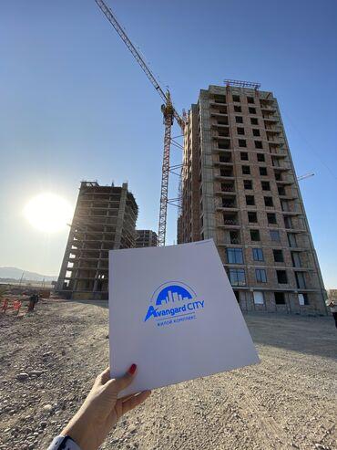 авангард билдинг в Кыргызстан: Продается квартира: 2 комнаты, 77 кв. м