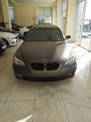 BMW - Azərbaycan: BMW 525 2 l. 2004   280000 km