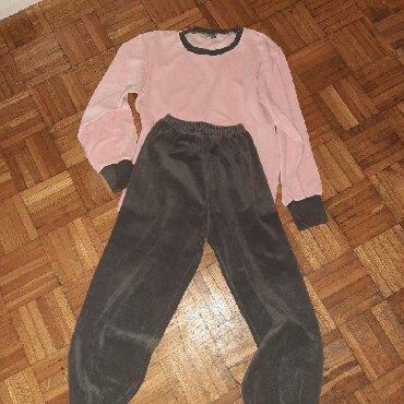 Ostala dečija odeća | Cacak: Pidzama za devojcicu vel.10