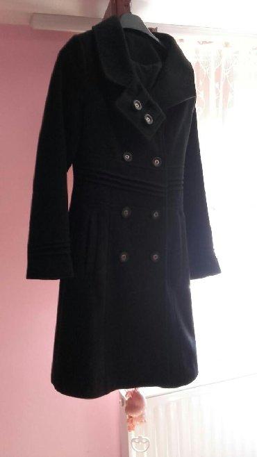 Crni kaput - Srbija: Crni kaput velicina 38