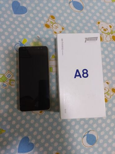 audi a8 28 at в Кыргызстан: Б/у Samsung A800 32 ГБ Золотой