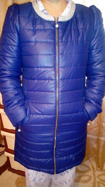 Продаю куртку в хорошом состояние носили пару раз в Бишкек