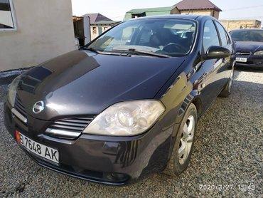 черный nissan в Кыргызстан: Nissan Patrol 2003