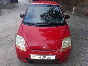 Chevrolet Spark 0.8 л. 2007 | 404686 км