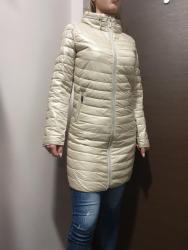 Italijanska jakna - Srbija: NOVO. Italijanska jakna sa dva lica S veličina, sa kapuljačom Odlična