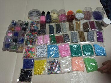 продам лотки для яиц бу в Кыргызстан: Срочно продаю все для рукоделие бисеры очень много, камужки, бусины