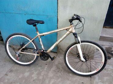 электровелосипед бишкек in Кыргызстан | ВЕЛОСИПЕДЫ: Продаю велосипед. Алюминиевая рама, очень лёгкий. Все механизмы новые