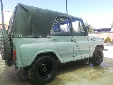 UAZ - Бишкек: UAZ 469 2.4 л. 1989 | 2000 км