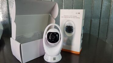 Видео-камера - Кыргызстан: Продаю WIFI камеру видеонаблюдения. Отличное качество изображения