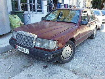 Mercedes-Benz 200 2 l. 1989 | 2250 km