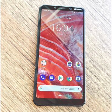 nokia-640xl в Азербайджан: Nokia 3.1 plus Islemeyinde hec bir problem yoxdu. Qiymetde cuzi