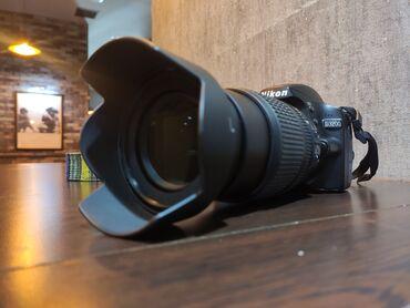 Foto və videokameralar - Azərbaycan: İstehsalçı: Nikon Model: D3200 Linza: 8-105 Probeg: 22K Kamera: 24 Meg