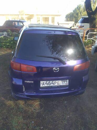 синий subaru в Ак-Джол: Mazda Demio 1.3 л. 2003
