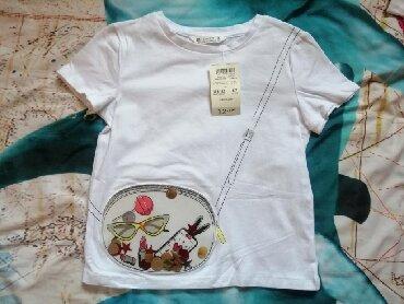 Majica sl sa - Srbija: Nova, sa etiketom, italijanska Calliope majica, za devojčice uzrasta