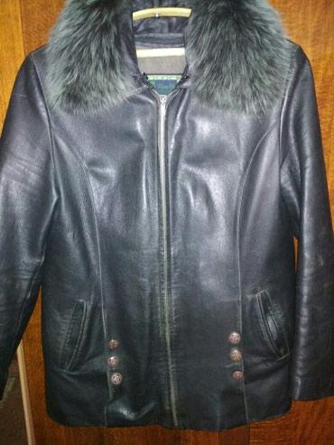Кожаная куртка женская Турция недорого размер 46-48 смотри профиль