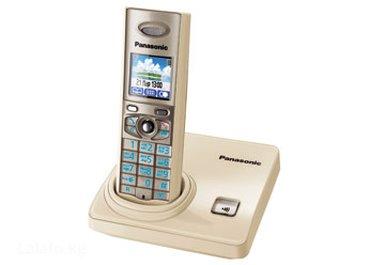 kx-tg8205ru - беспроводной телефон panasonic dect с цветным в Бишкек