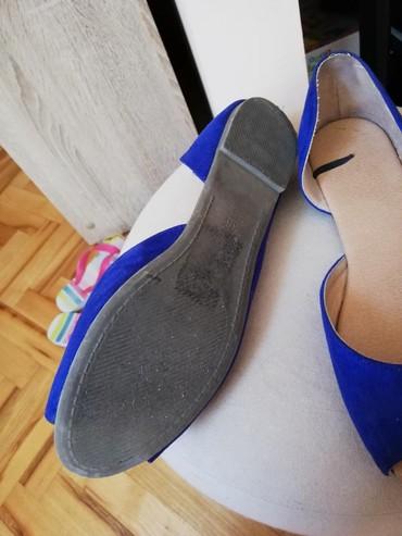 Plave sandale  Kao nove - Sabac