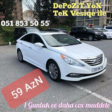Nəqliyyat vasitəsinin icarəsi - Azərbaycan: Depozit yox rent a car, rentacar,depozit,depozitsiz,icaremasin,icare m