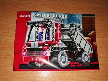 Lego kocke - Srbija: Kamion od delova. Lego kocke