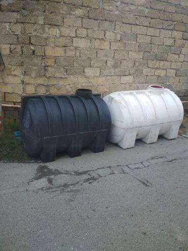 Bak - Azərbaycan: 1.5 ton su ceni