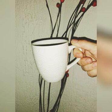 Kuhinjski setovi | Zajecar: SAMO 1350dinSet od 12 šoljica za belu kafu u prelepom pakovanjuSet od