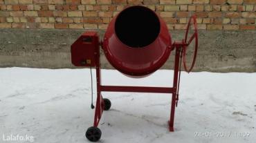 Сдаю в аренду бетономешалку. 180 л. в Бишкек