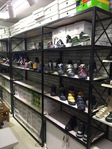 полка для магазина в Кыргызстан: Полки обувная для магазинов на заказ